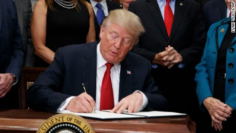 How Trump is changing Obamacare step by step