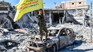 The fall of Raqqa: What comes next for the devastated city -- and for ISIS