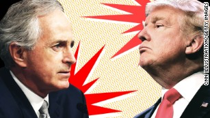 Bob Corker's 9 most devastating lines on Donald Trump in his CNN interview, ranked
