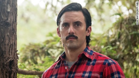 Milo Ventimiglia as Jack in 'This Is Us.'