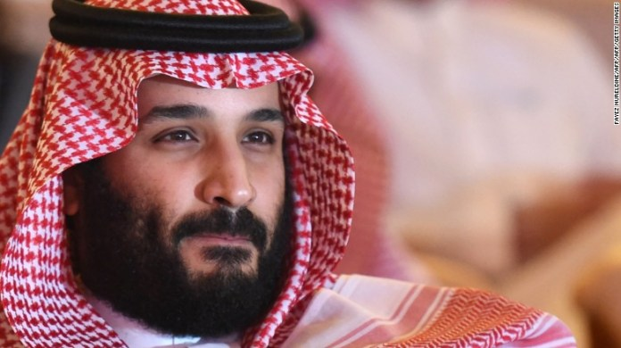 The young prince in charge of Saudi Arabia
