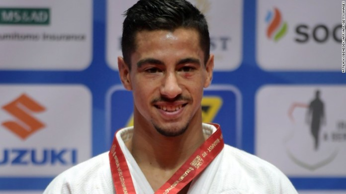 A gold medalist at the 2017 European Open, Flicker first got into judo when his father took him to a martial arts center.