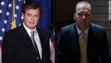 READ: Federal grand jury indictment against Manafort, Gates