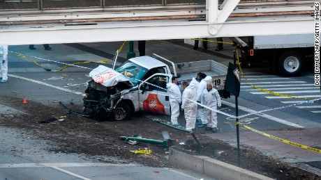 Vehicles as weapons: New York City crash is part of a deadly trend