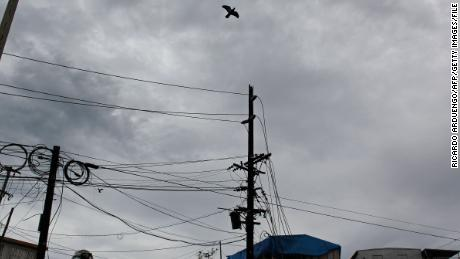 Nearly half a million in Puerto Rico still in the dark 4 months after Hurricane Maria