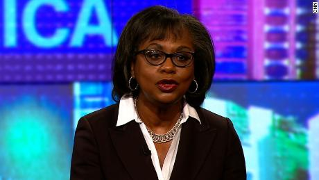 Anita Hill on #MeToo: 'I didn't have a hashtag'