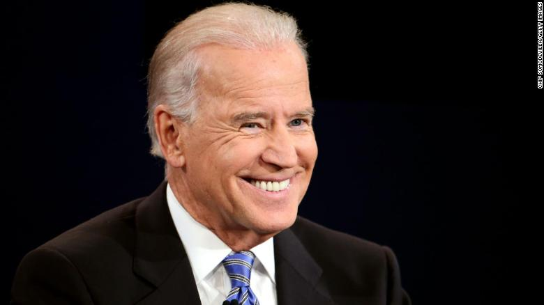 Image result for Biden leaves 2020 question open as book tour commences