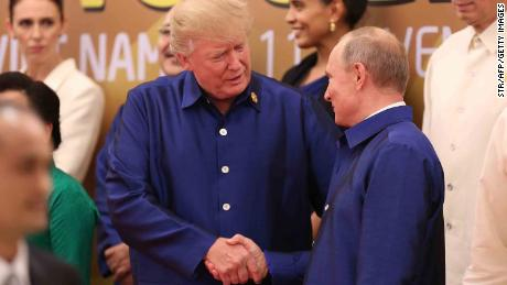 Russia accuses US of meddling in its elections