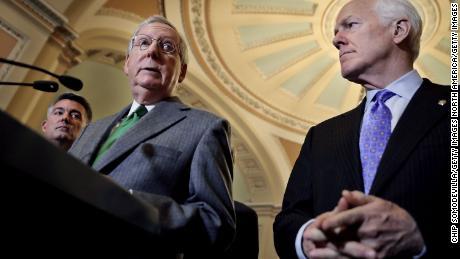 GOP senators warn White House over potential vote on Mexico tariffs