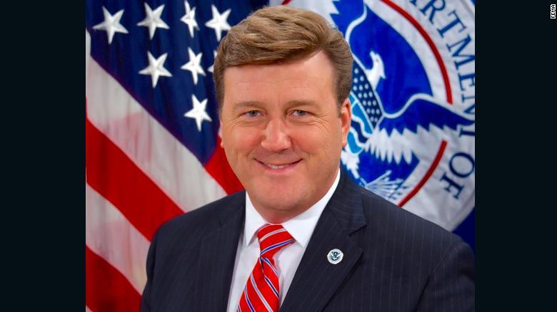 Jamie Johnson, Director DHS Center for Faith-based and Neighborhood Partnership
