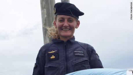 Argentina's first female submarine officer, Eliana Krawczyk, was among the crew of the ARA San Juan.