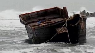 Mysterious 'ghost ships' wash ashore in Japan