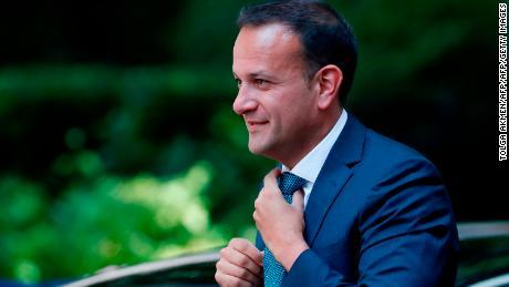 Irish Taoiseach (Prime Minister) Leo Varadkar wants the UK to make guarantees over the border between Northern Ireland and the Irish republic.