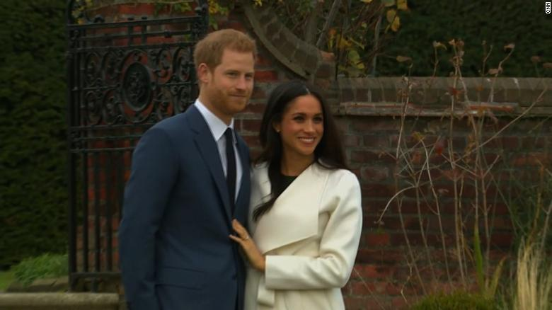 Prince Harry and Meghan Markle will get married in May.