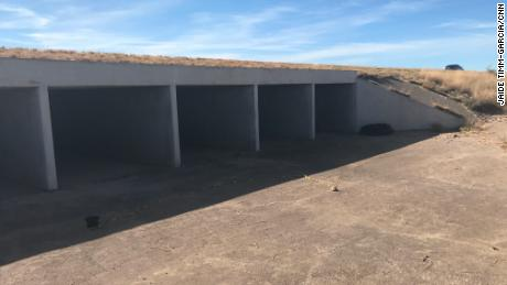 Agent Martinez was found at the bottom of a roadside culvert near Van Horn, Texas on November 18.