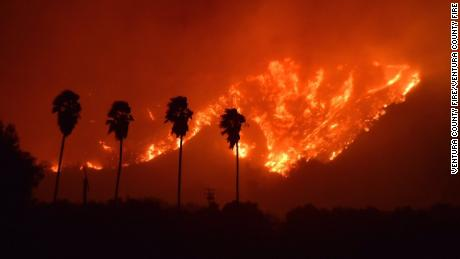 Image result for California fires: Two people burned in new blaze
