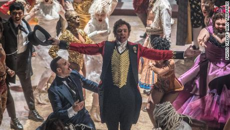 Hugh Jackman in 'The Greatest Showman'