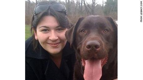 Rachel D'Avino was working on her doctorate at the University of St. Joseph of Hartford.