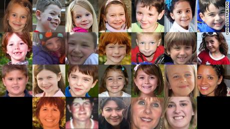 5 years after Sandy Hook, the victims have not been forgotten