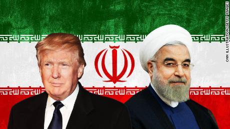 Trump tweets criticism of 'brutal and corrupt' Iran regime