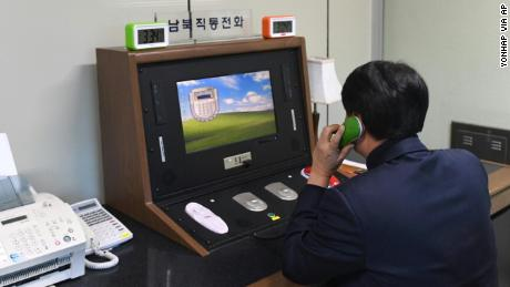 Two phones, two years: How North and South Korea reconnected