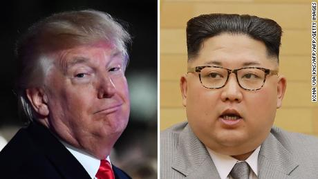 There are very high, very scary stakes in the Trump-Kim faceoff
