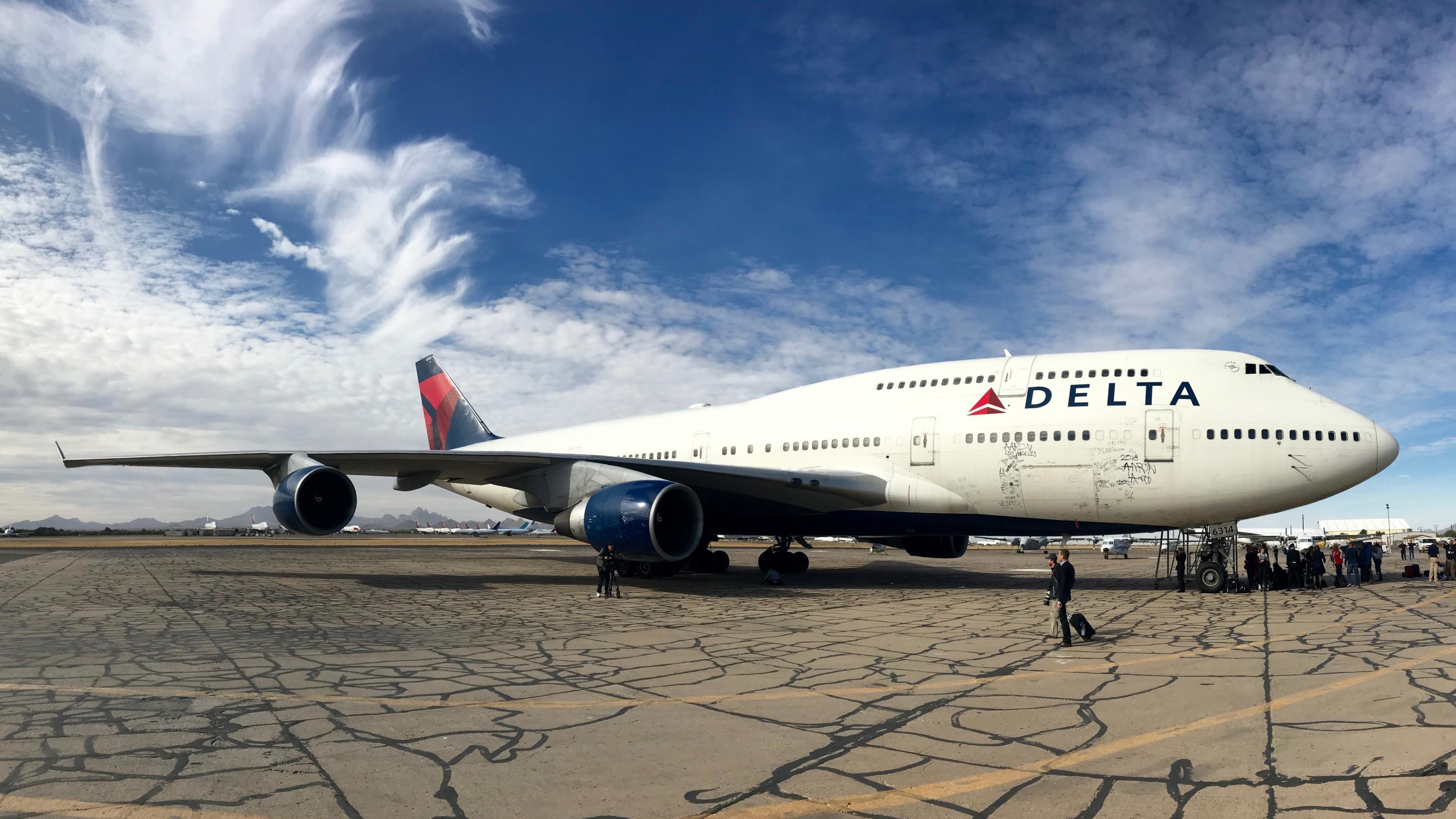 boeing 747 retirement farewell
