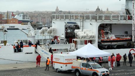 64 migrants believed dead after boat sinks in Mediterranean