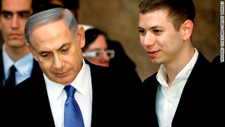 Netanyahu's son discusses gas deal, prostitutes in strip club recording