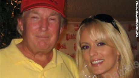 Stormy Daniels discussed alleged affair with Trump on 2007 radio show, host says