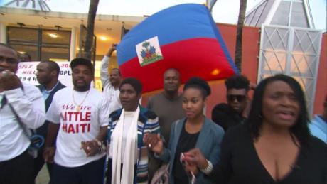 haitian woman now we