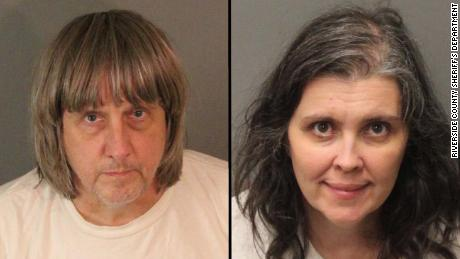 Turpin case: Siblings allegedly starved, shackled and taunted with food