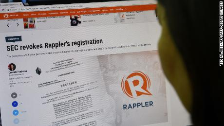 What is Rappler, the website of the Philippine government?