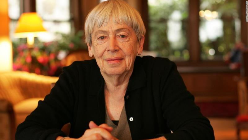 """Fantasy novelist <a href=""""https://www.cnn.com/2018/01/23/us/ursula-le-guin-obit/index.html"""" target=""""_blank"""">Ursula K. Le Guin </a>died January 22, according to her son Theo Downes-Le Guin. She was 88. The acclaimed author penned everything from short stories to children's books, but she was best known for her work in the science fiction and fantasy realm. She is perhaps best known for her Earthsea series, beginning with """"A Wizard of Earthsea"""" in 1968."""