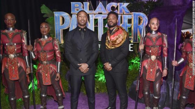 Watch The First Black Panther Premiere