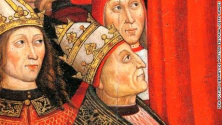 Eight of the worst popes in church history CNN