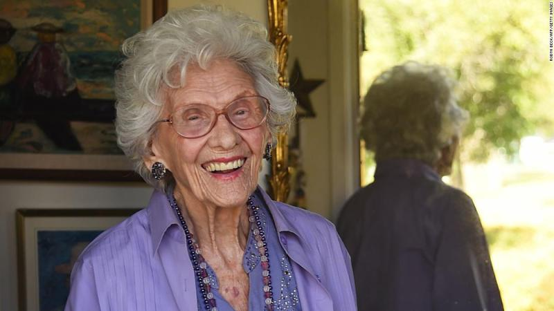 "<a href=""http://www.cnn.com/2018/02/01/entertainment/connie-sawyer-dead/index.html"" target=""_blank"">Connie Sawyer</a>, who was the oldest working actress in Hollywood, died on January 21 at the age of 105, her daughter, Lisa Dudley, told CNN. The character actress appeared in multiple film and television projects over the years, including roles in ""Archie Bunker's Place,"" ""Will & Grace"" and ""When Harry Met Sally."" More recently, she appeared as the mother of James Woods' character in the Showtime series ""Ray Donovan."""