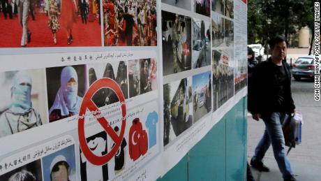 Rare access inside Xinjiang's Uyghur camps