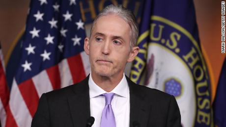Rep. Trey Gowdy is chairman of the House Oversight Committee.