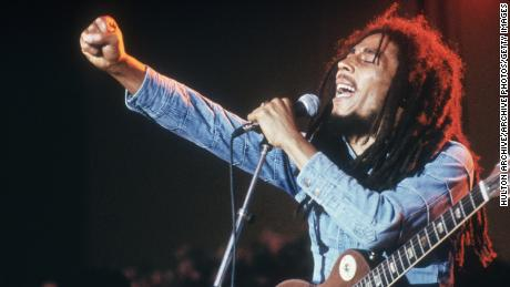 New & redemption song & # 39;  Video celebrated at Bob Marley's 75th Festival