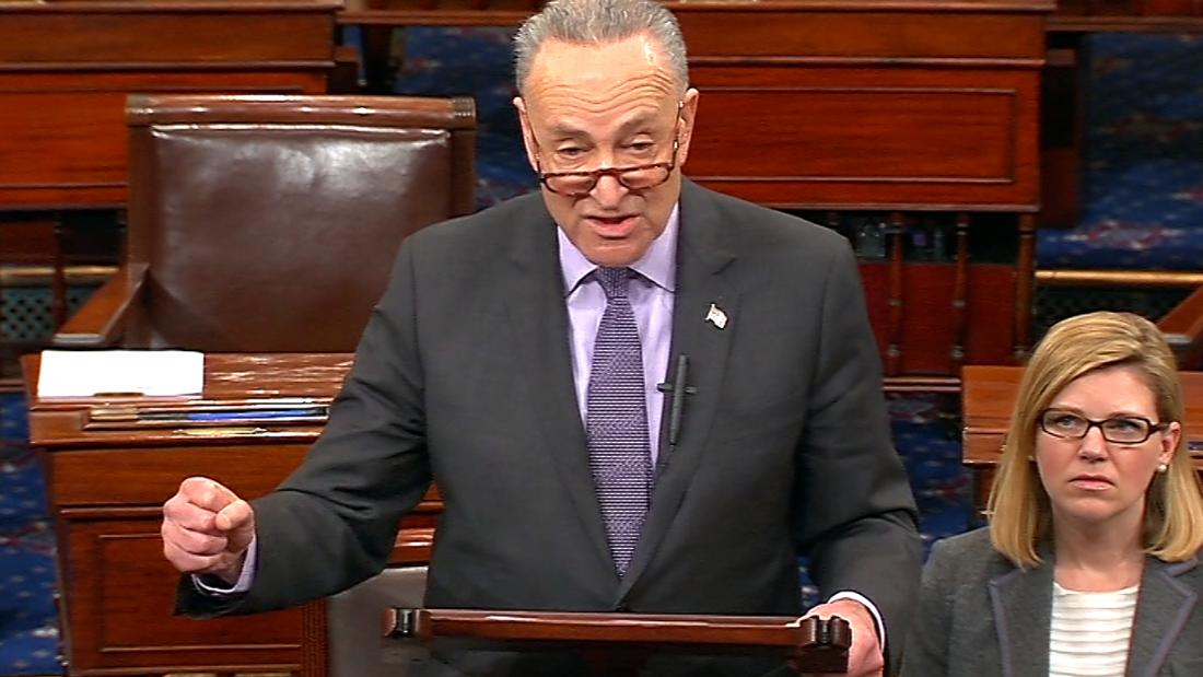 Schumer Deal is sprout of bipartisanship  CNN Video