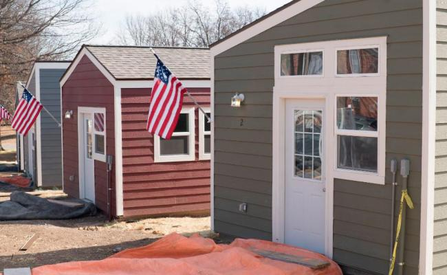 Tiny Homes Offer Big Benefits For Military Veterans Cnn