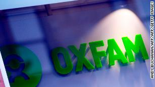 Oxfam warned it could lose millions in funding over sex crimes scandal