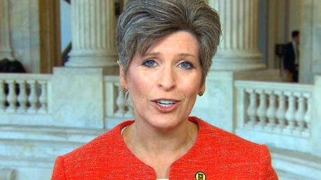 Republican Sen. Joni Ernst says she was raped, is survivor of domestic violence: 'I'm still the same person as I was a week ago'