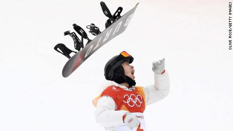 Shaun White won gold in Turin in 2006 and in Vancouver in 2010.