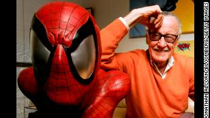 Comic book legend Stan Lee