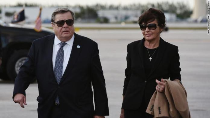 Melania Trump's parents' immigration status could be thanks to 'chain migration'