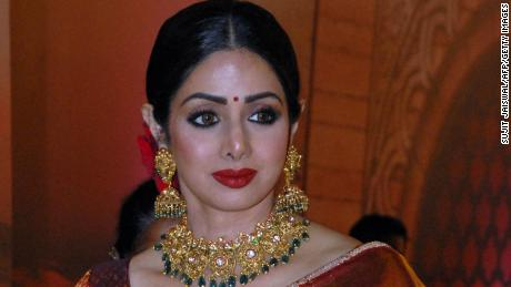 Dubai police rule out foul play and release Bollywood star Sridevi's body