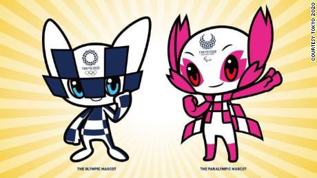 Tokyo has unveiled its Olympic mascots, which was inspired by a fusion of tradition with modern innovation.
