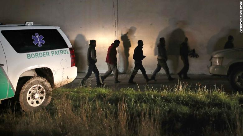 The head of the Border Patrol union says a new policy could put more stress on agents by encouraging migrants to cross illegally.